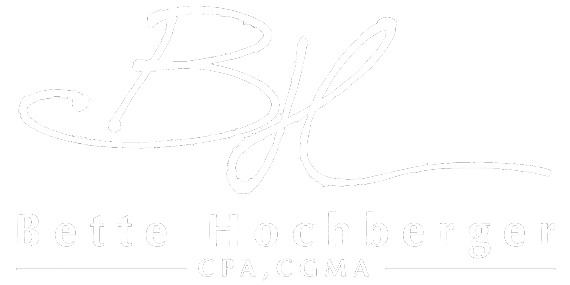 Bette Hochberger CPA CGMA