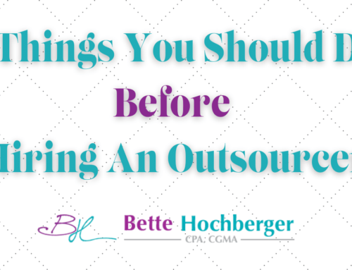 3 Things to Know Before You Outsource