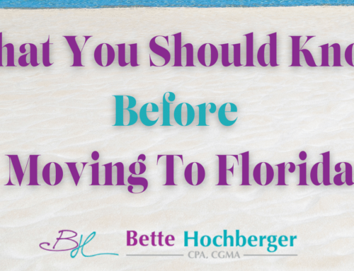 What You Should Know Before You Move To Florida.
