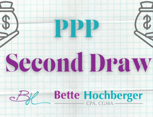 PPP Second Draw