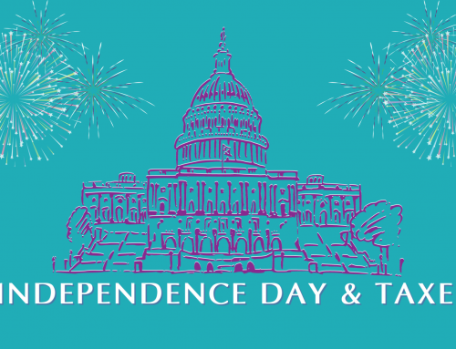 Independence Day & Taxes