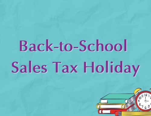 Back-to-School Sales Tax Holiday Video